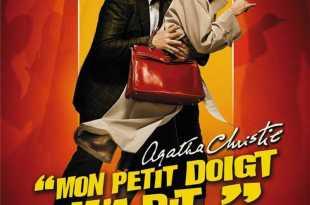 Mon petit doigt m'a dit de Pascal Thomas affiche film cinéma
