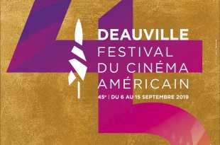 Festival du Cinéma Américain de Deauville 2019 affiche festival films cinéma