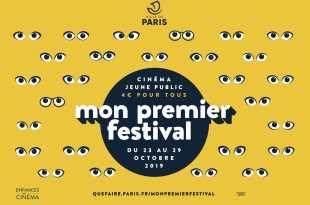 Mon Premier Festival affiche festival cinéma jeune public