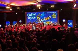 Festival de Luchon 2020 image soirée de clôture bénévoles