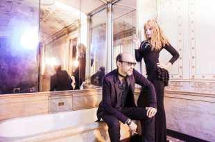 Arielle Dombasle et Nicolas Ker photo