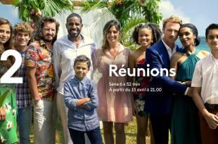 Réunions saison 1 affiche série télé