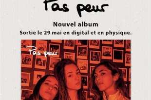 L.E.J Pas peur nouvel album 2020 musique