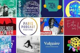 Paris Podcast Festival 2020 palmarès images