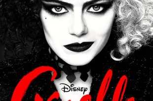 Cruella (2021) de Craig Gillespie affiche film cinéma
