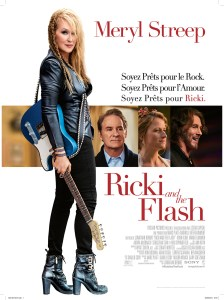ricky and the flash- affiche