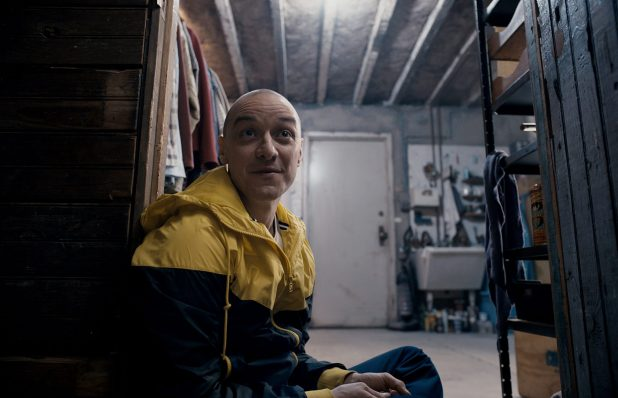 Split image Night Shyamalan