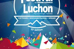 Festival de Luchon 2019 affiche fiction, documentaires, séries