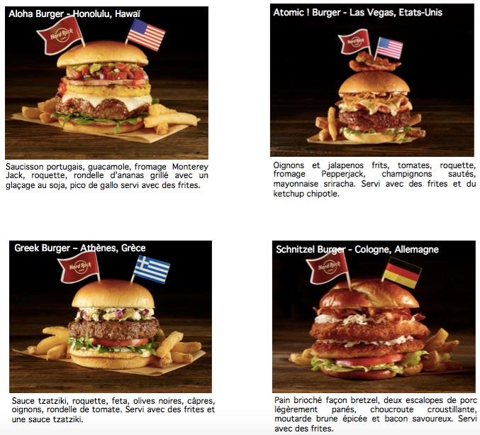 Le World Burger Tour de mai.