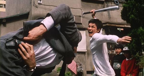 Violent cop 5