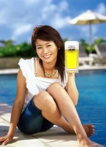 beer girl 25