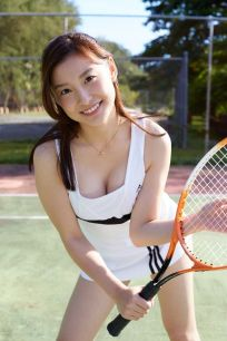 tennis bijin 9