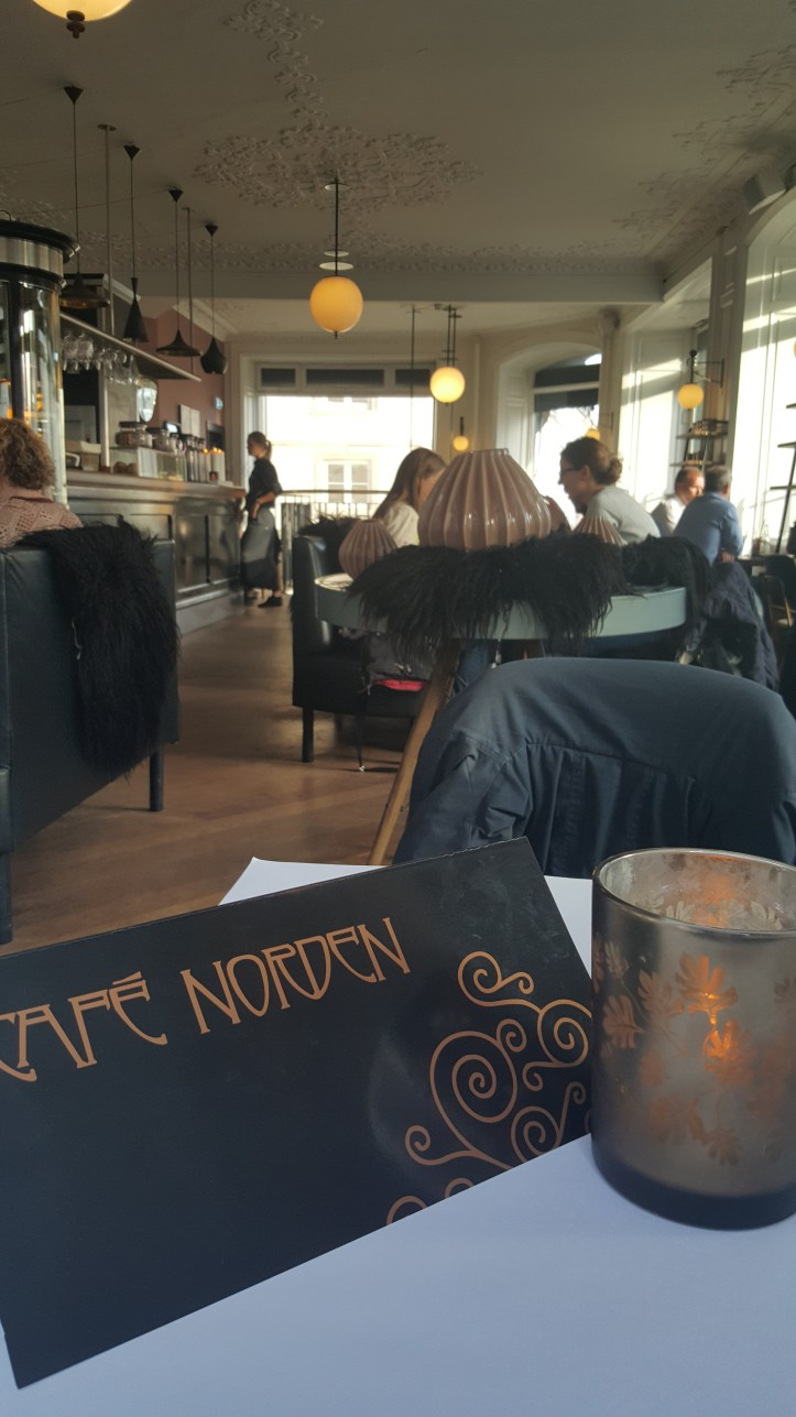 Cafe norden Copenhague