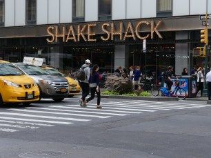 Shake Shack à New York