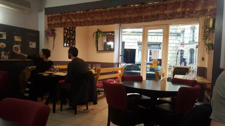 Restaurant cambodgien à Bordeaux en France
