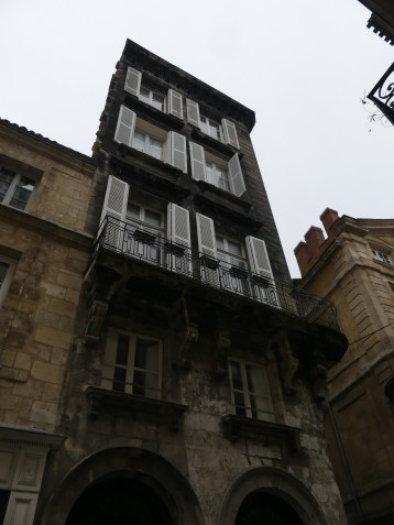 La plus vieille maison de Bordeaux en France