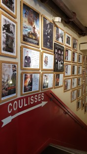 Visite des coulisses du Grand Rex à Paris