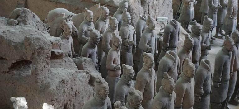 Le Shaanxi : Xi'an et son armée,…