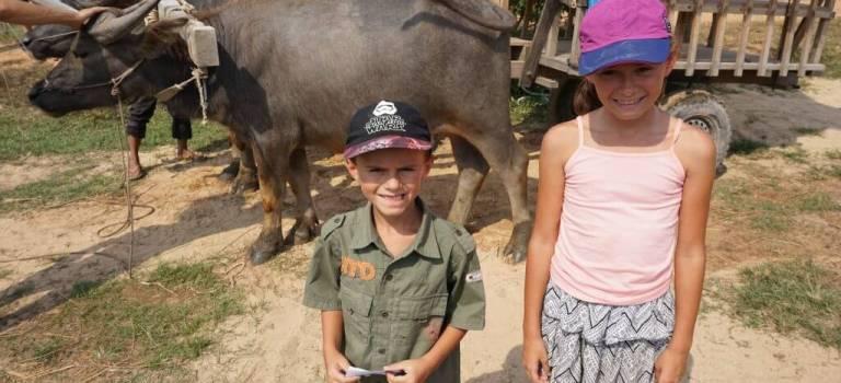 Notre vision du Cambodge, par Fleur et Robin.