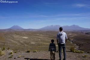 vue volcans