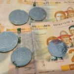 monnaie bolivie