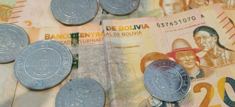 monnaie bolivie