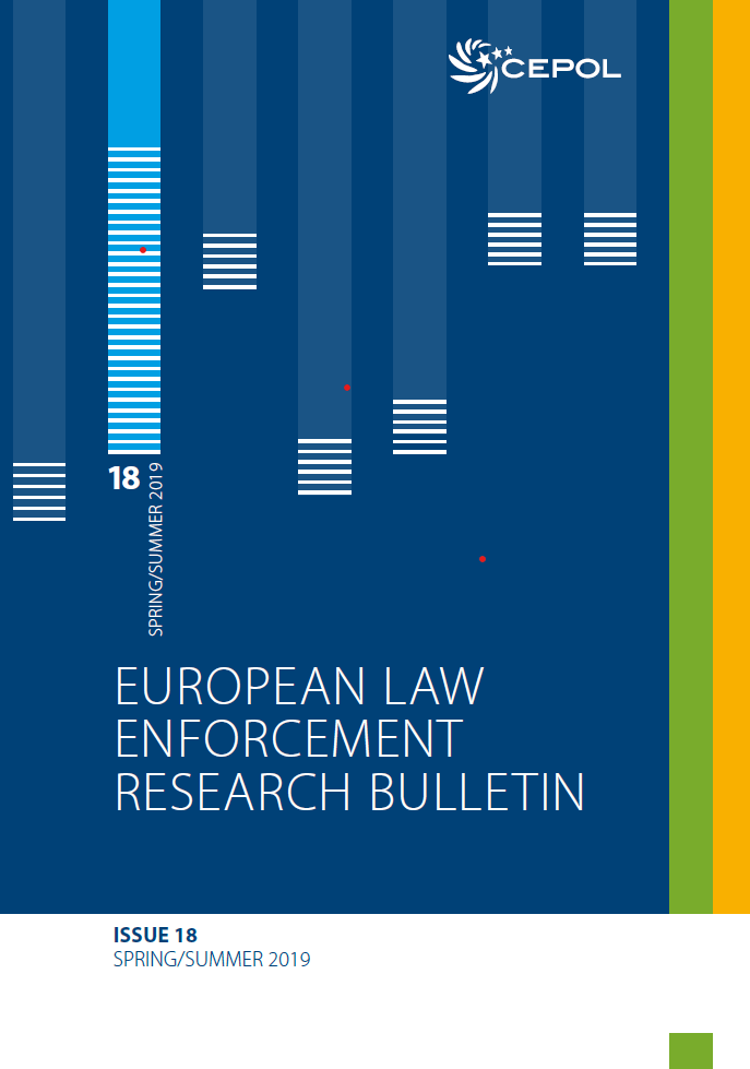 European Law Enforcement Research Bulletin Nr. 18