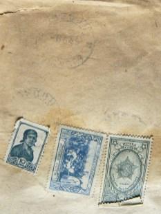 TASS Envelope Stamps