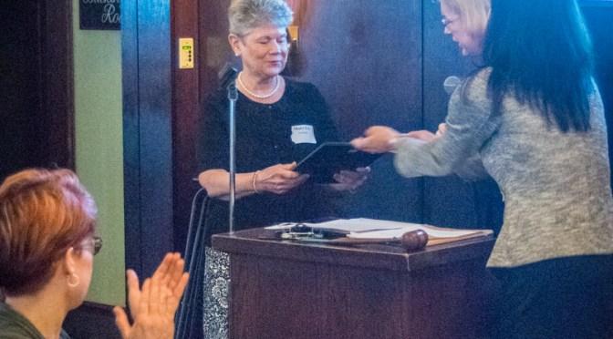 Mary Lu Linnane Receives Lifetime Achievement Award