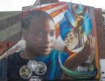 Legacy mural