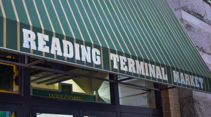 Eating: Reading Market & Beyond