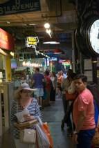 reading market aisles