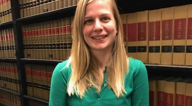 New Member Profile: Anne Danberg