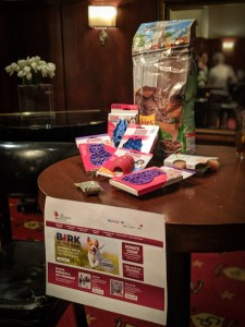donations for The Anti-Cruelty Society at the May 2019 CALL Business Meeting