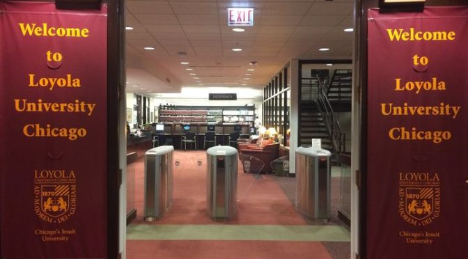 Loyola University Chicago Law Library