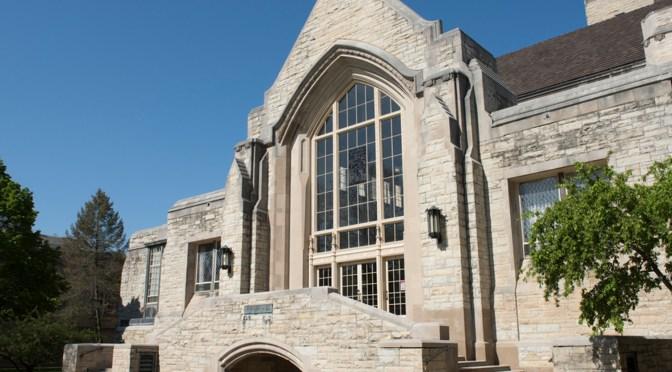 NIU David C. Shapiro Memorial Law Library