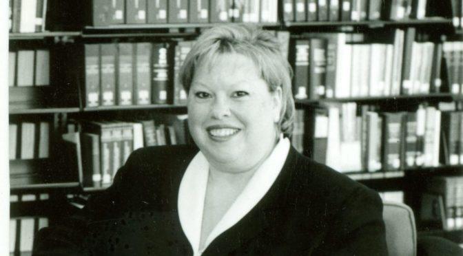 Retiring Member Profile: Gretchen Van Dam