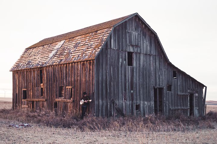 Relationships Are Like Old Barns