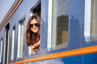 Life Is Like A Train Ride