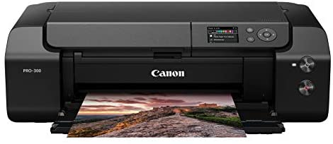Canon imagePROGRAF PRO-300 Wireless Color Wide-Format Printer, Prints up to 13