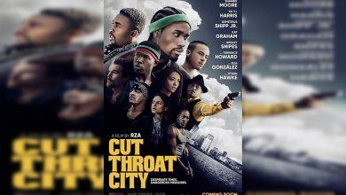 Photo of MOVIE: CUT THROAT CITY [2020]