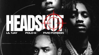 Photo of Music: Lil Tjay Ft. Polo G & Fivio Foreign – Headshot