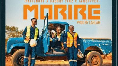 Photo of Music: Papisnoop Ft. Jamopyper x Badboy Timz – Morire