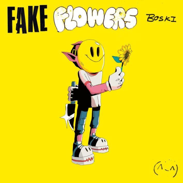 Music + Video: boski – fake flowers