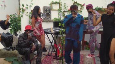 Photo of VIDEO: DJ Spinall Ft. Ycee, Oxlade – Jabole