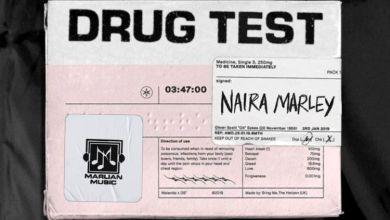 Photo of Music: Naira Marley – Drug Test