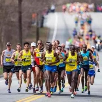 """Boston Globe Magazine: """"Restart: The Future of the Boston Marathon"""""""