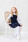 child sitting photo
