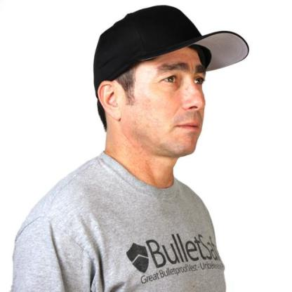 BulletSafe Bulletproof Baseball Cap