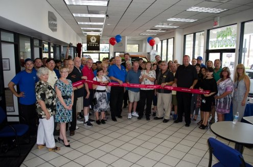 Swanty's_25 year anniversary_ribbon cutting_bullhead area chamber of commerce_photos_photography_Nickey's Photo Creations-4 (SMALL)